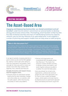 Asset-based area