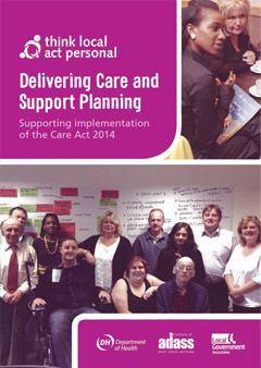 Delivering Care and Support Planning